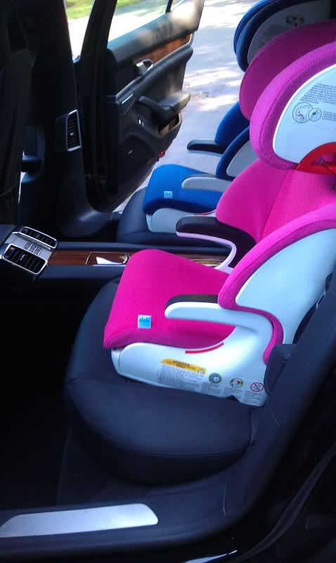 5 Favorite Car Seats Booster Seats For Porsche Panamera