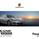 panamera owners manual