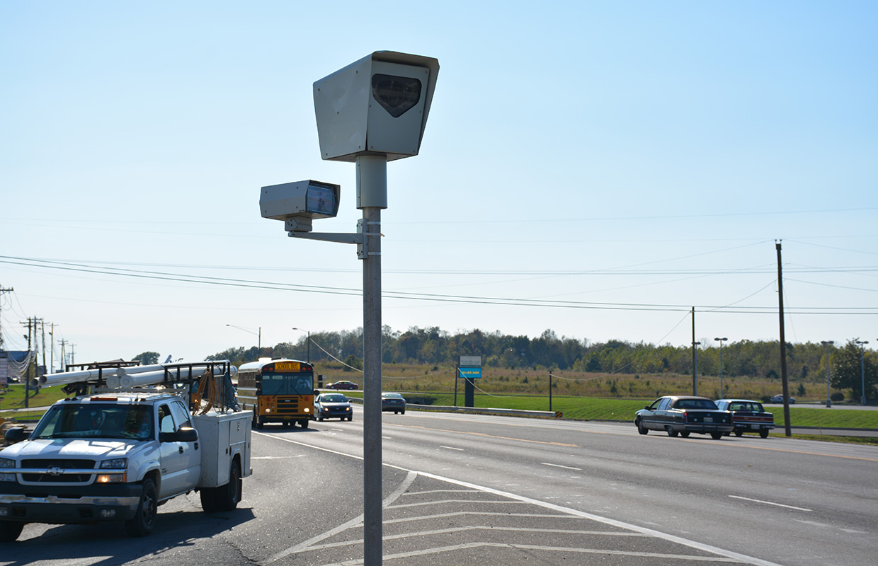 Scoop on Red light / speed cameras and how to beat them