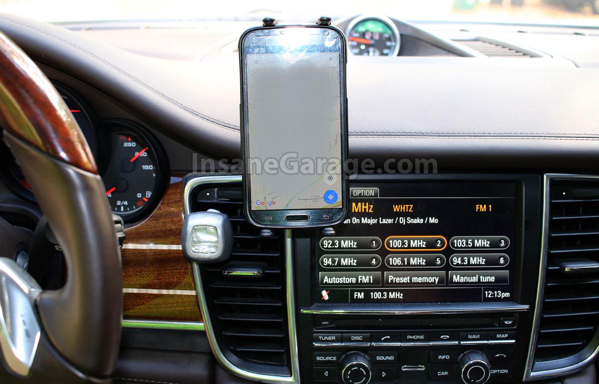 Best Porsche Panamera Cell Phone / Smart Phone / Tablet