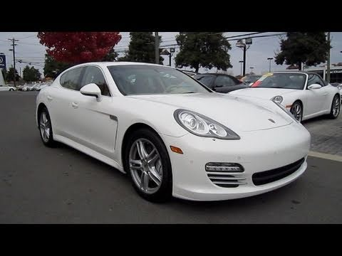 2010 Porsche Panamera 4s Review Insanegarage Com
